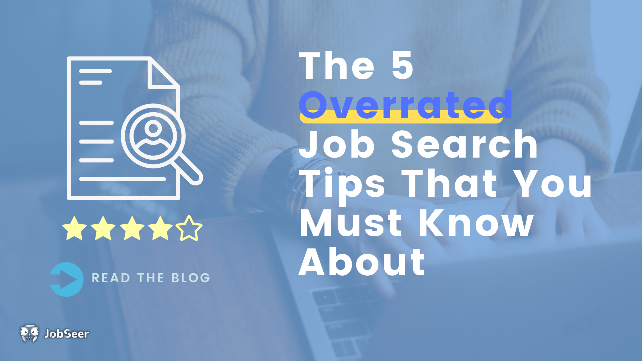 5 Job Search Tips for Rising Seniors In College